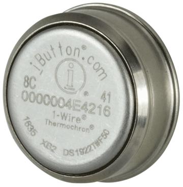 Thermochron TCX Temperature Logger (DS1922T)