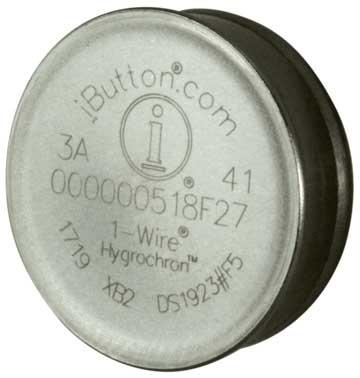 Thermochron Hygrochron HC (DS1923-DE)